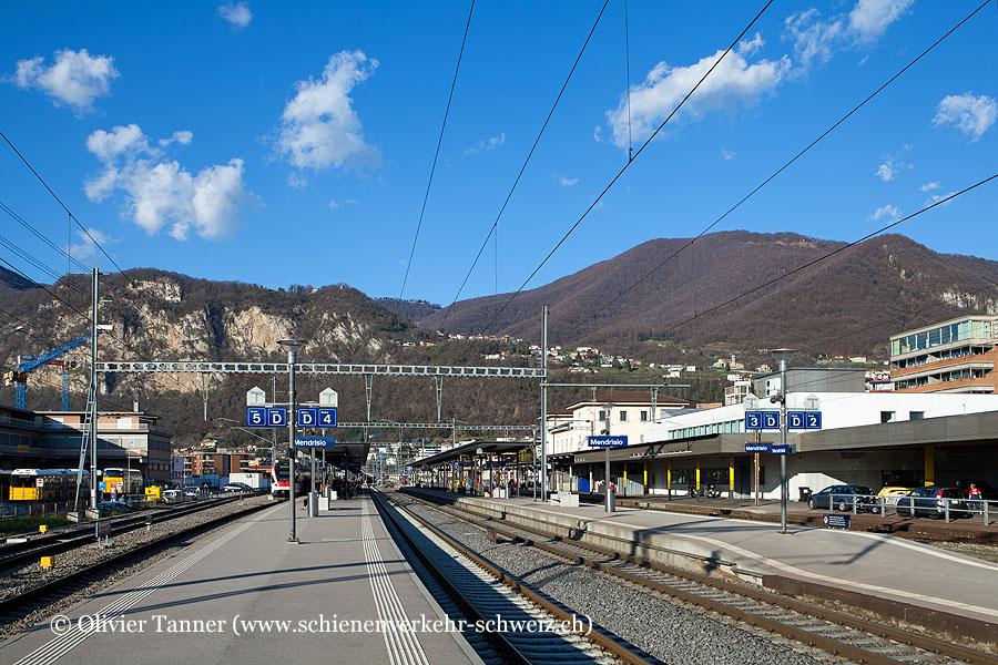 """Bahnhof """"Mendrisio"""""""