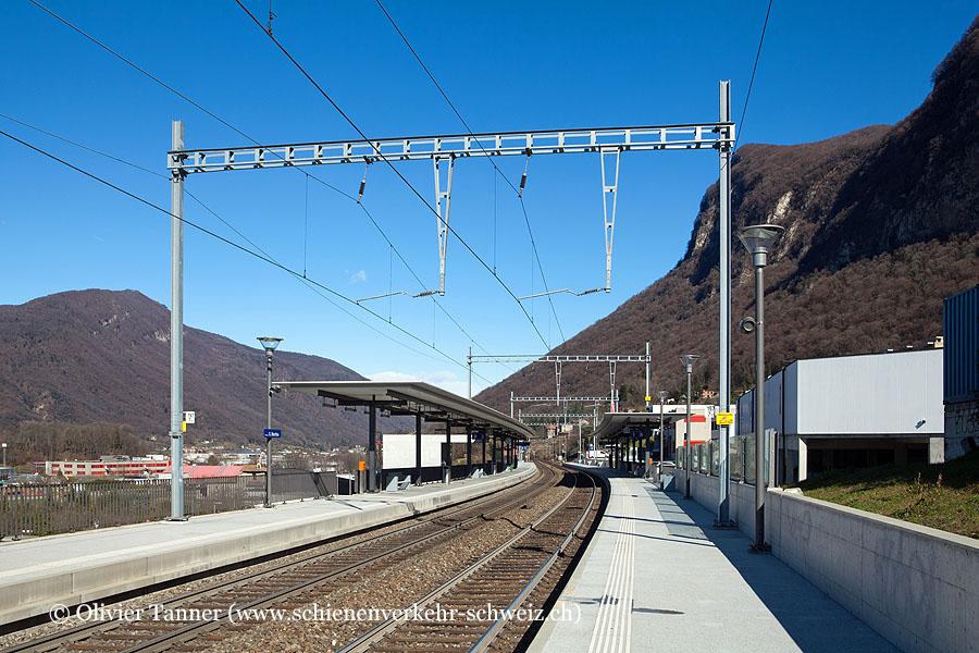 "Bahnhof ""Mendrisio San Martino"""