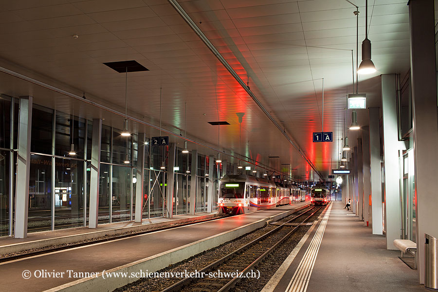 "Bahnhof ""Menziken"""