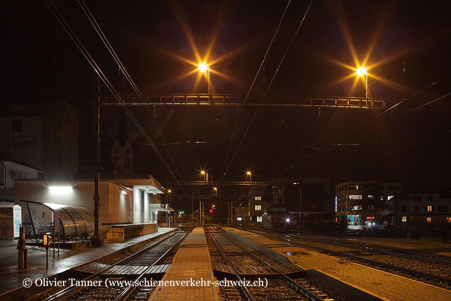 """Bahnhof """"Menznau"""""""