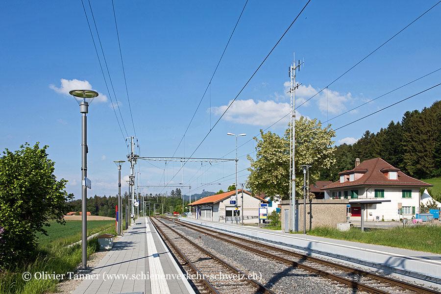 """Bahnhof """"Mittelhäusern"""""""