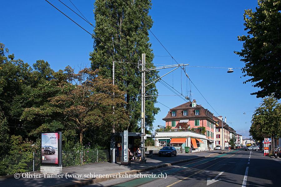 """Bahnhof """"Montétan"""""""