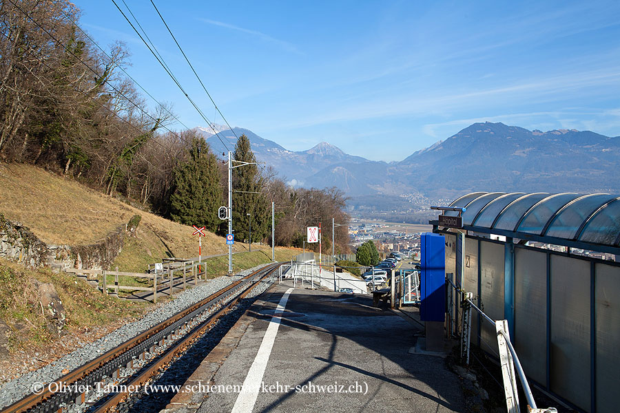 "Bahnhof ""Monthey-Hôpital"""