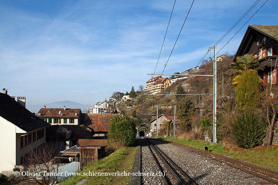 """Bahnhof """"Montreux-Les Planches"""""""