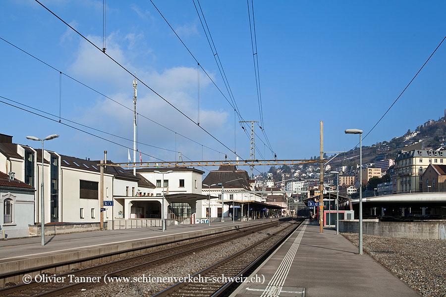 """Bahnhof """"Montreux"""""""