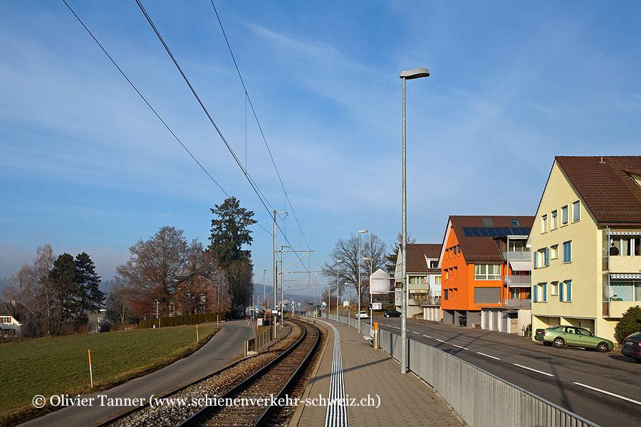 """Bahnhof """"Moos"""""""