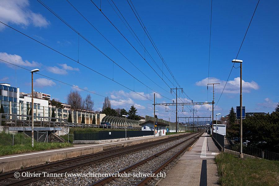 """Bahnhof """"Morges-St-Jean"""""""
