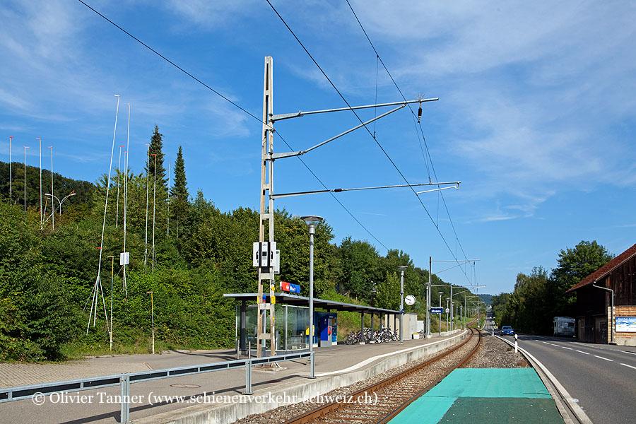 """Bahnhof """"Mosen"""""""