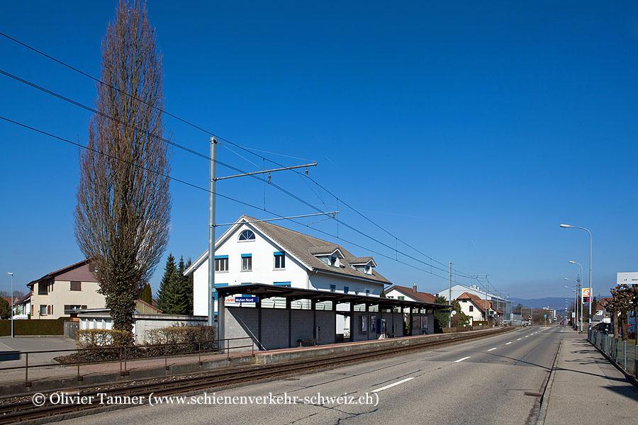 "Bahnhof ""Muhen Nord"""