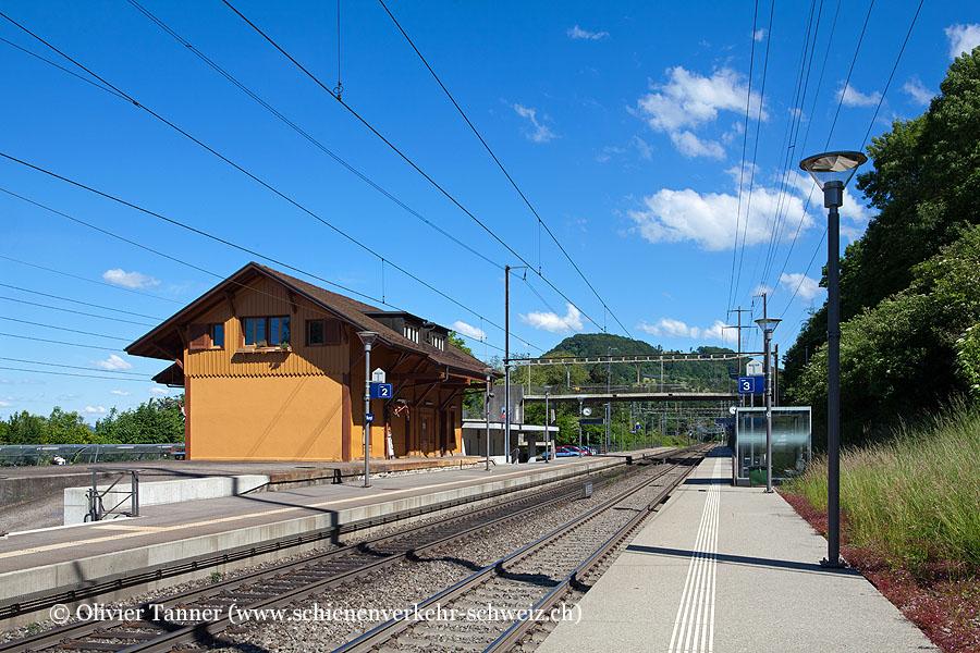 "Bahnhof ""Mumpf"""