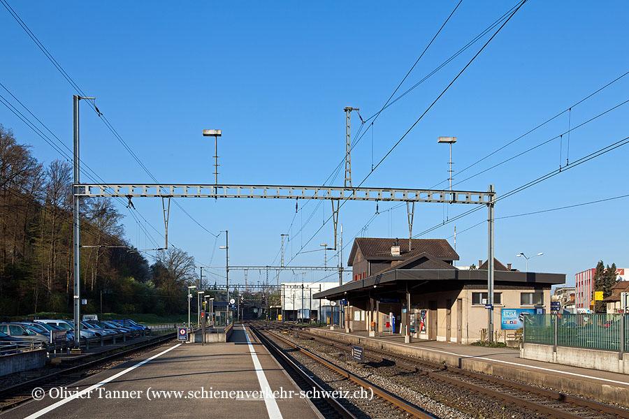 "Bahnhof ""Murgenthal"""