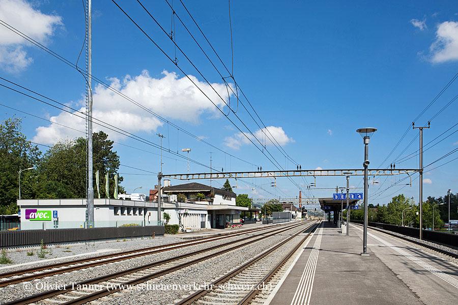 """Bahnhof """"Muri AG"""""""