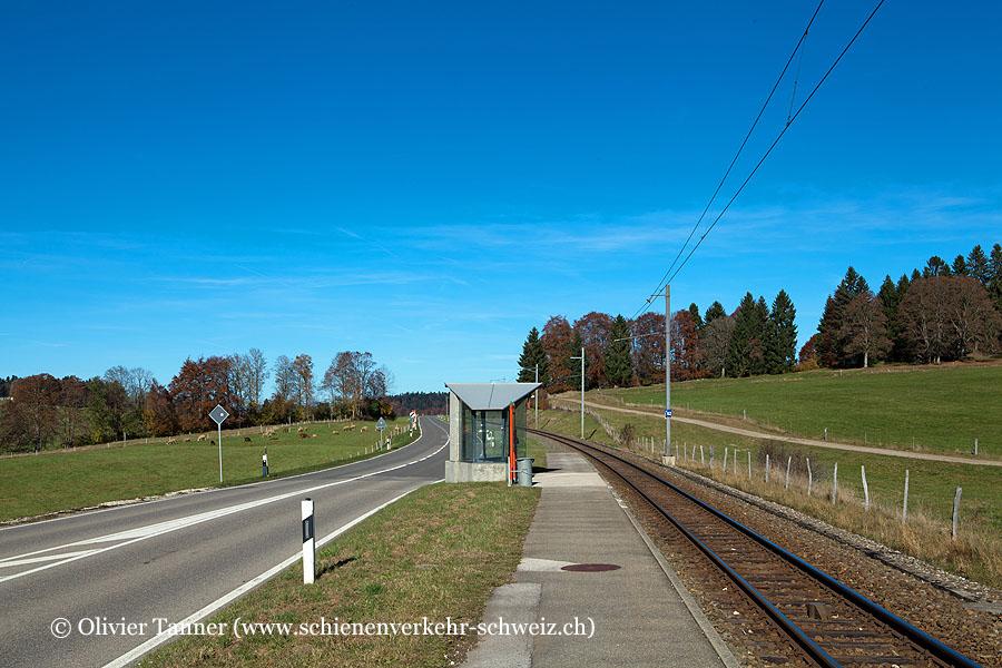 "Bahnhof ""Muriaux"""