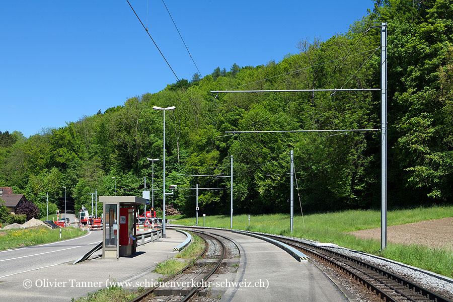 """Bahnhof """"Murkart"""""""