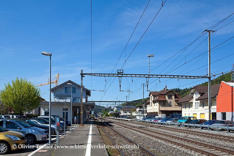 "Bahnhof ""Nebikon"""