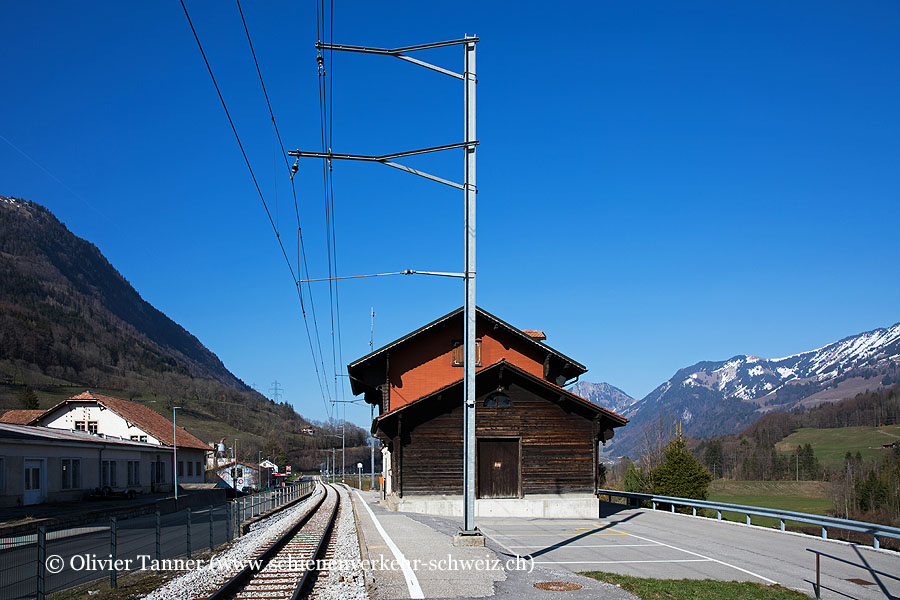 """Bahnhof """"Neirivue"""""""