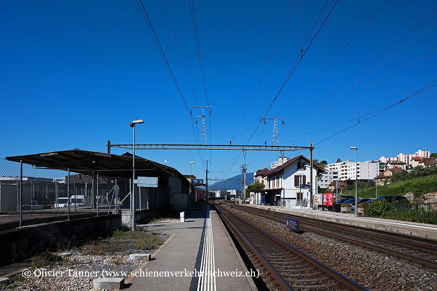 "Bahnhof ""Neuchâtel-Serrières"""