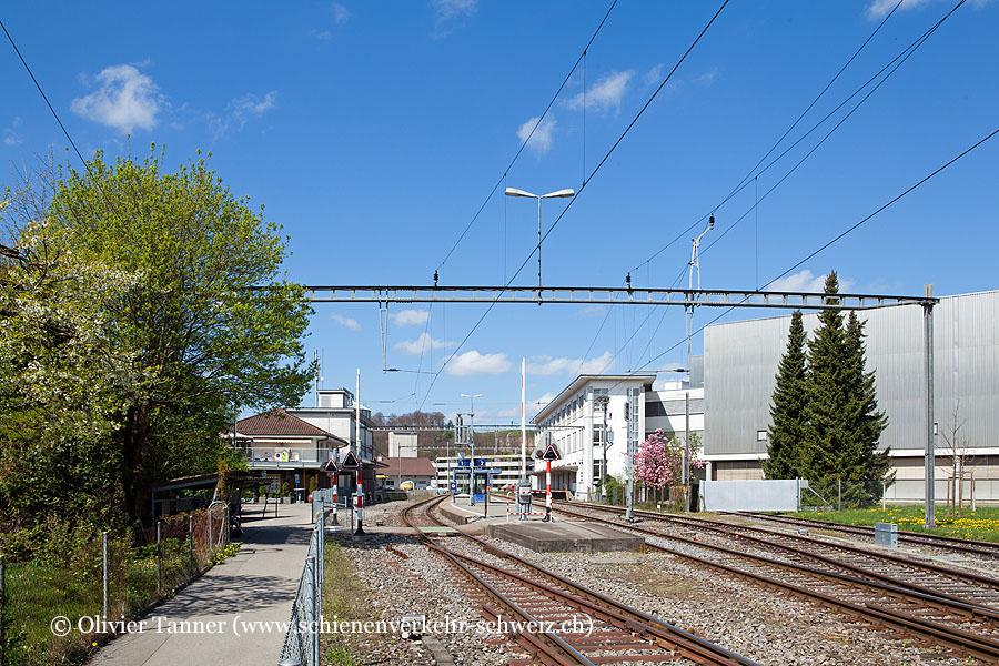 """Bahnhof """"Neuenegg"""""""