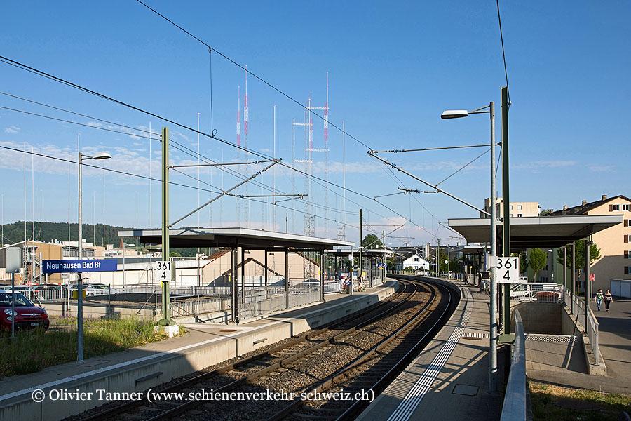 "Bahnhof ""Neuhausen Bad Bf"""