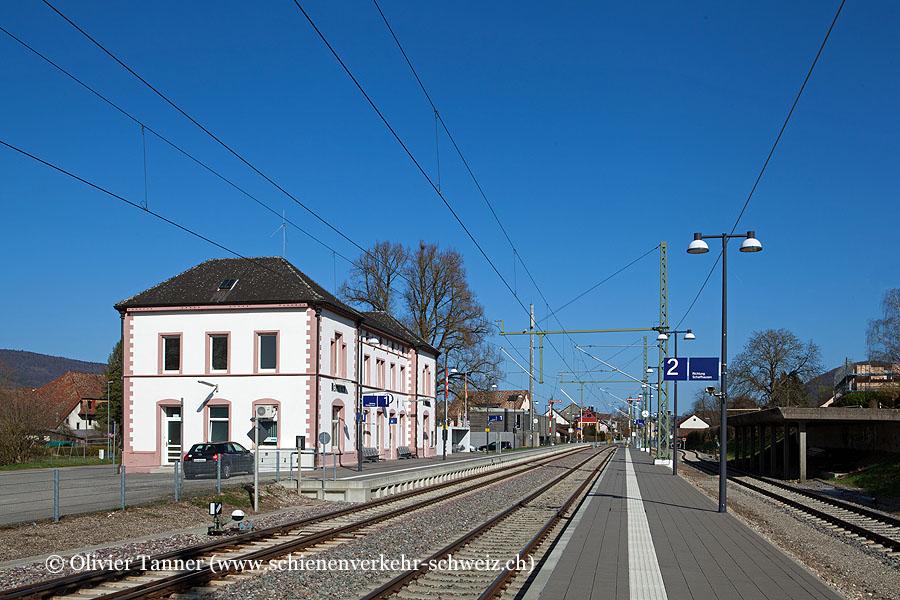"""Bahnhof """"Neunkirch"""""""