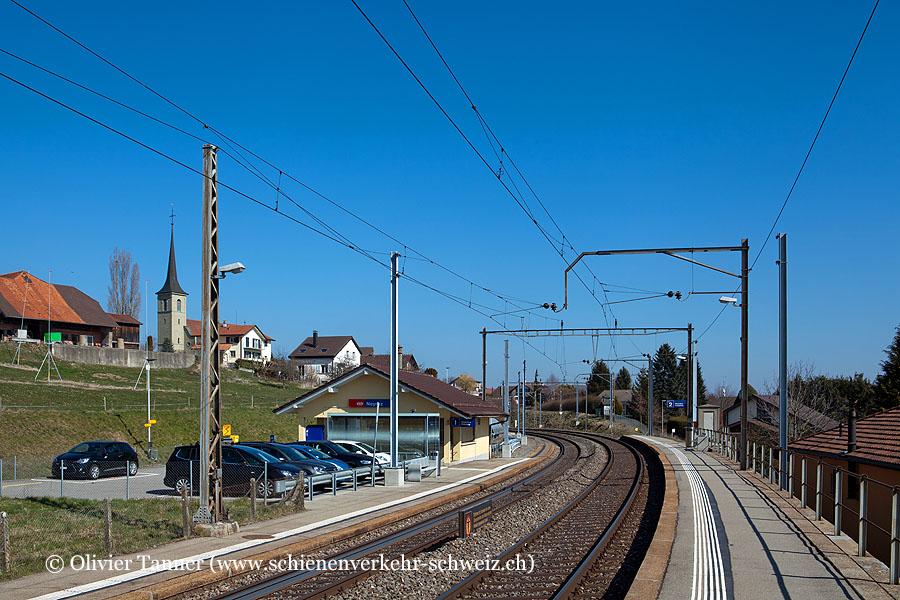 "Bahnhof ""Neyruz"""