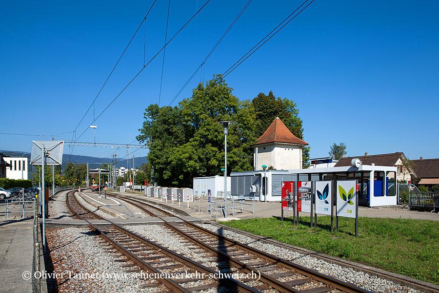 """Bahnhof """"Nidau"""""""