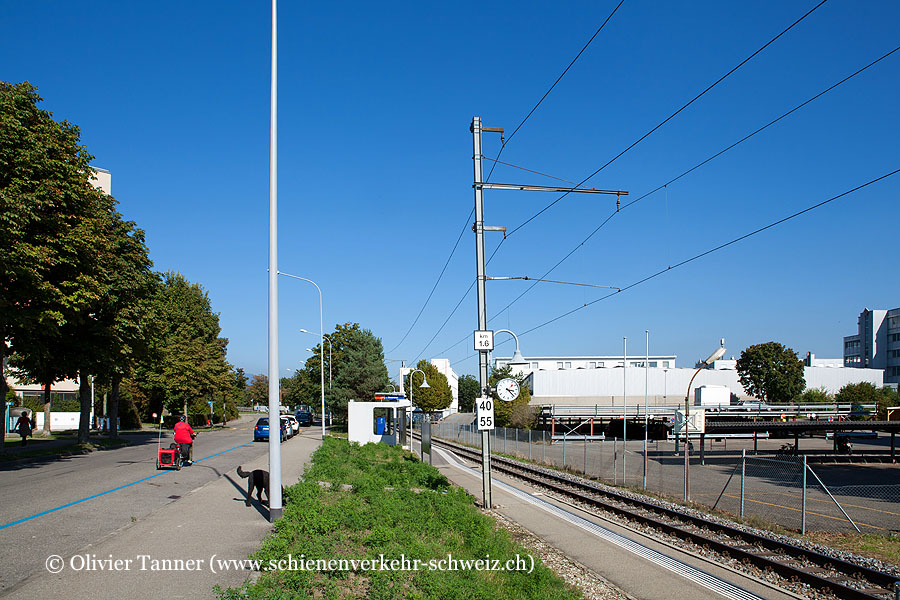 "Bahnhof ""Nidau Beunden"""