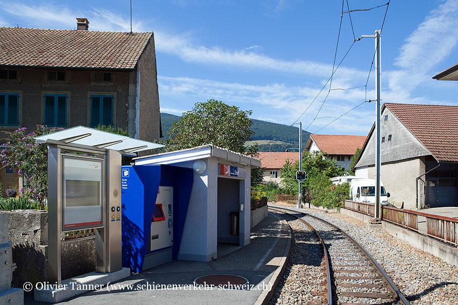 "Bahnhof ""Niederbipp Dorf"""