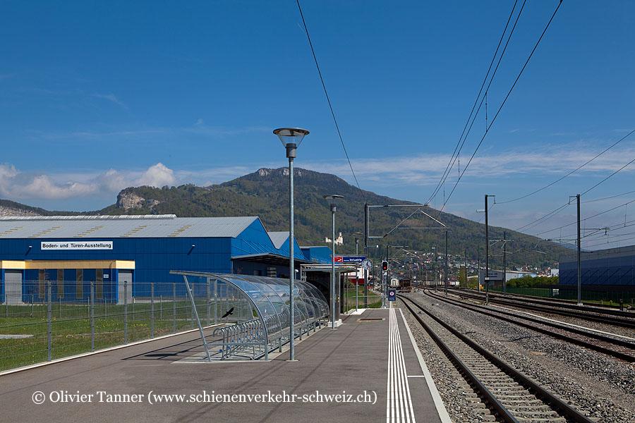 """Bahnhof """"Niederbipp Industrie"""""""