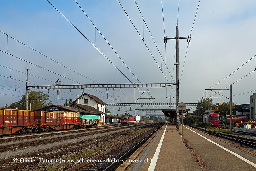 "Bahnhof ""Niederglatt"""