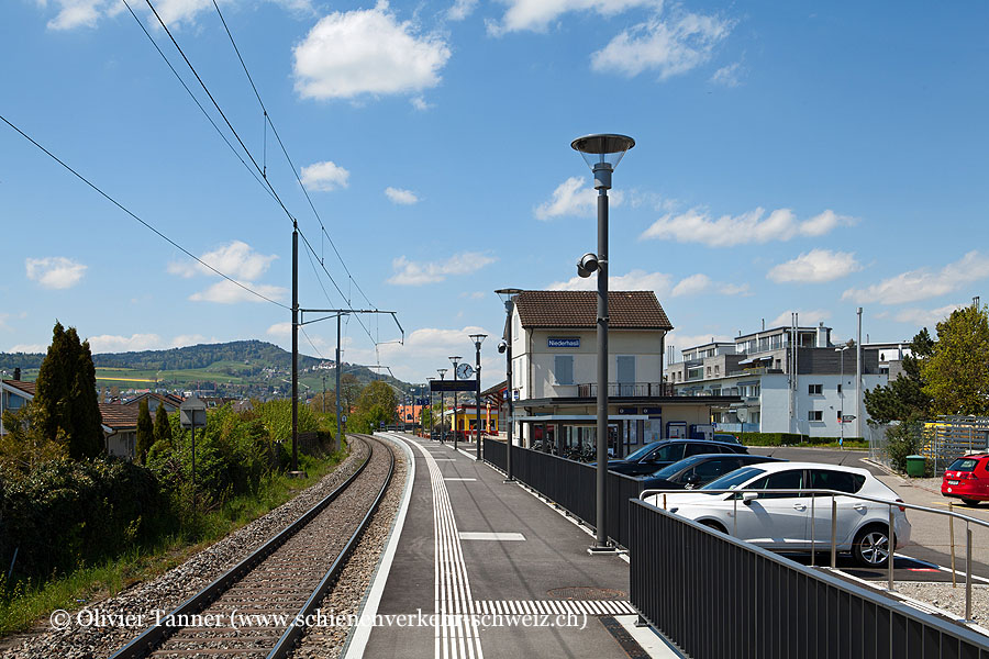 "Bahnhof ""Niederhasli"""
