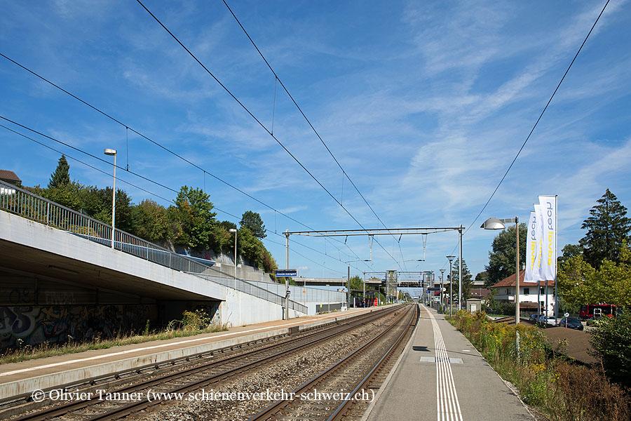 "Bahnhof ""Niederwangen"""