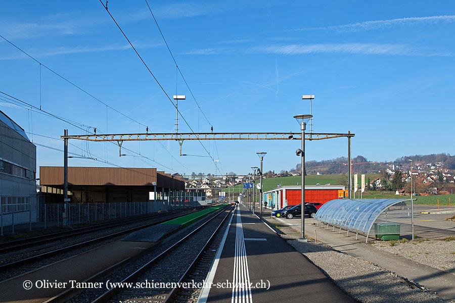"""Bahnhof """"Niederweningen"""""""