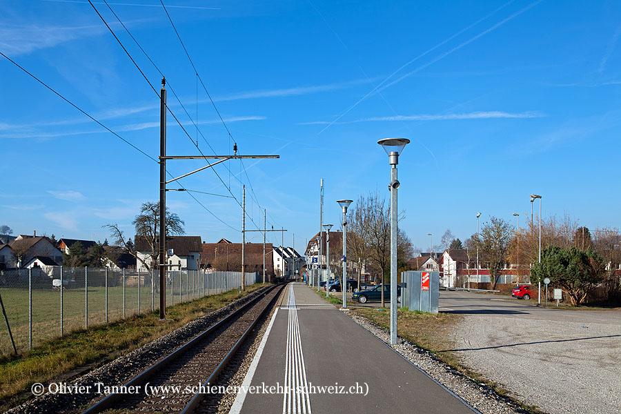 """Bahnhof """"Niederweningen Dorf"""""""