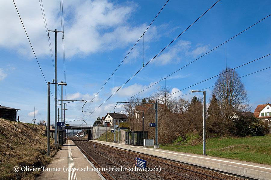 "Bahnhof ""Oberaach 1"""