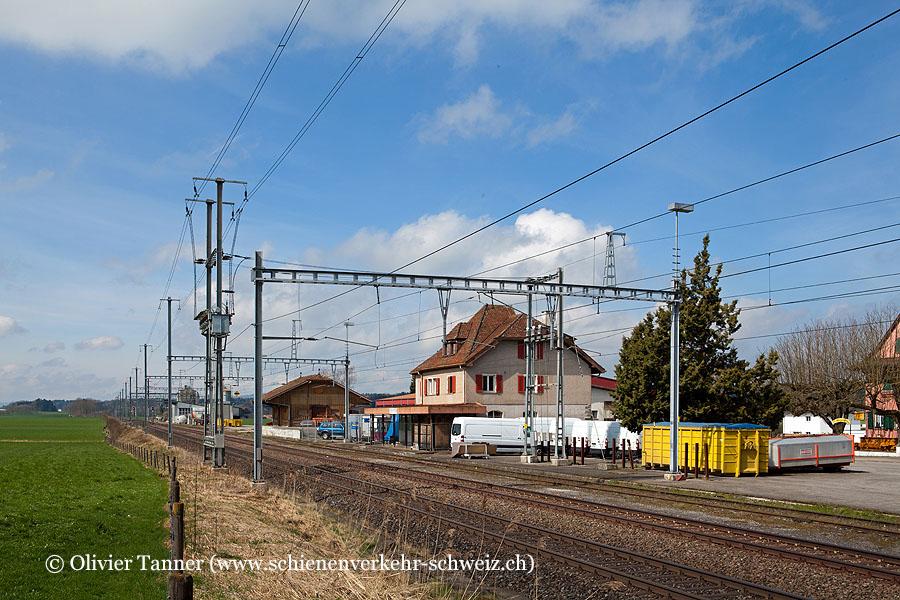 "Bahnhof ""Oberaach 2"""