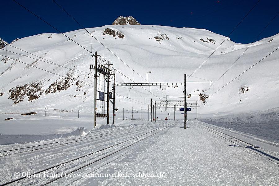 """Bahnhof """"Oberalppass"""""""