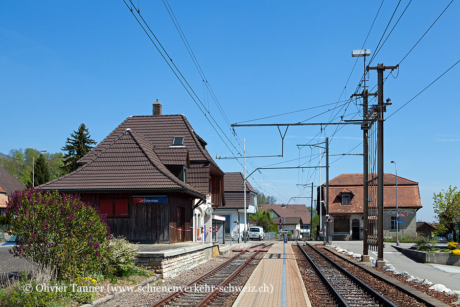 "Bahnhof ""Oberbipp"""
