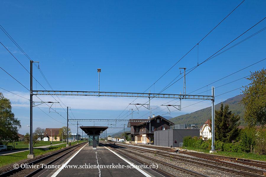 """Bahnhof """"Oberbuchsiten"""""""