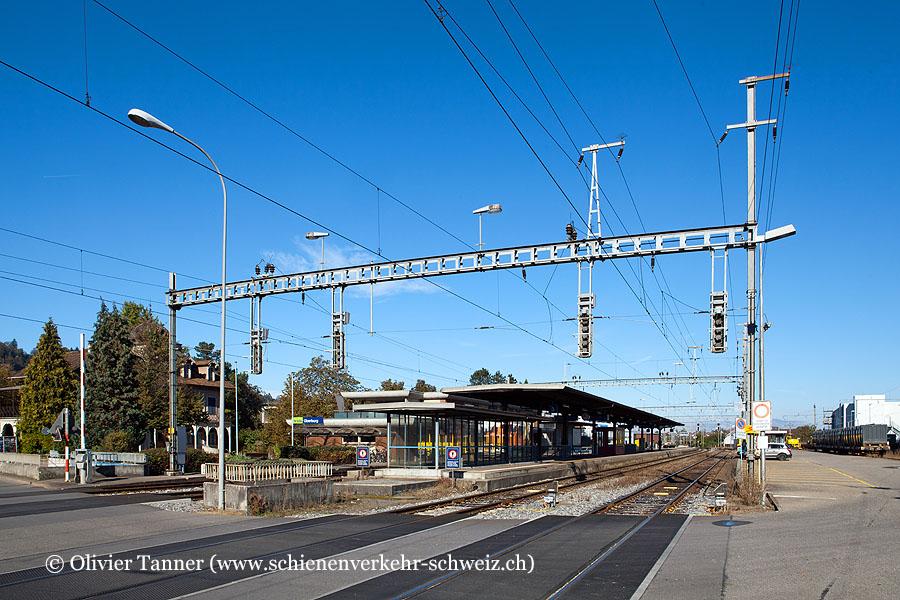 "Bahnhof ""Oberburg"""