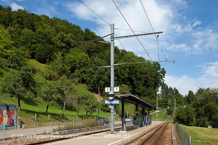 "Bahnhof ""Oberdorf BL Winkelweg"""