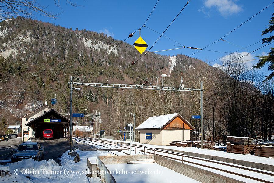 "Bahnhof ""Oberdorf SO"""