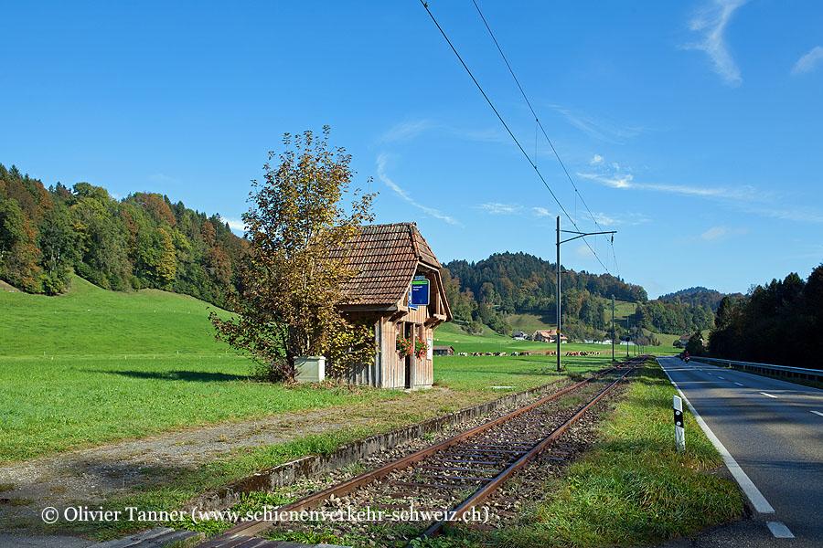 """Bahnhof """"Oberei"""""""