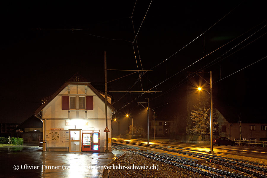 "Bahnhof ""Oberkulm"""