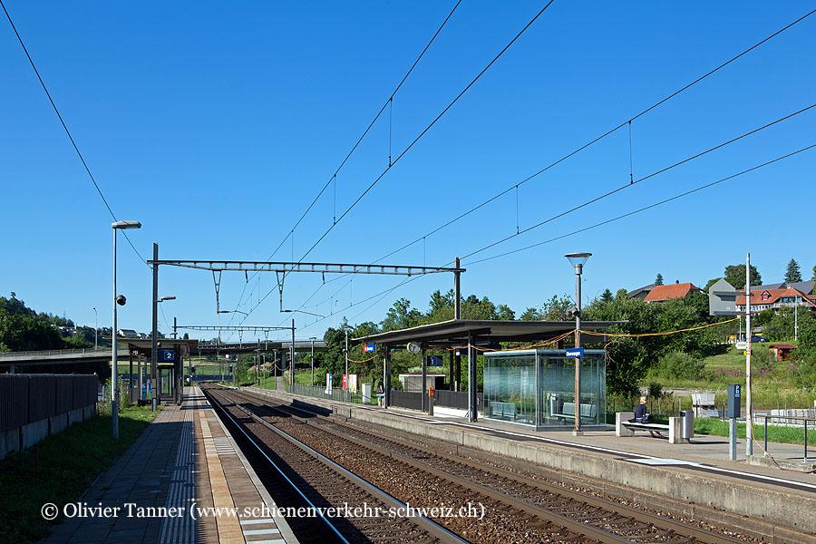 """Bahnhof """"Oberwangen"""""""