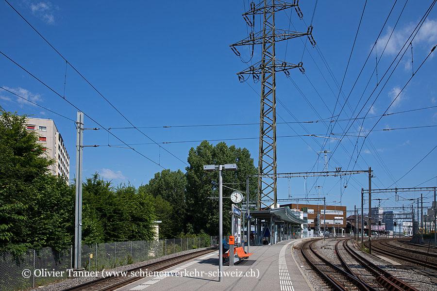 """Bahnhof """"Oberzollikofen"""""""