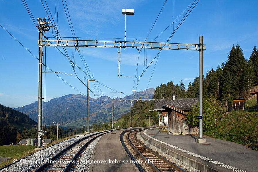"""Bahnhof """"Oeschseite"""""""
