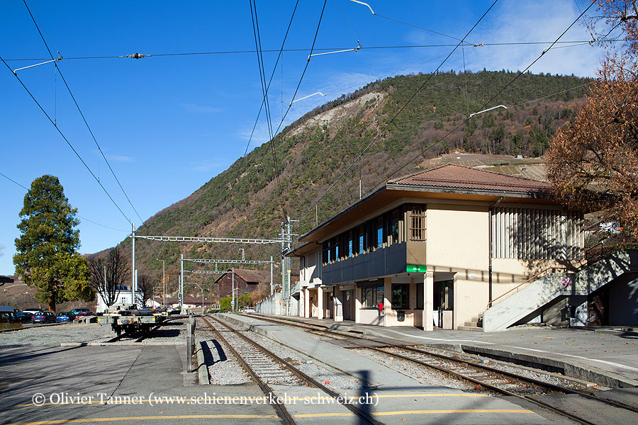 "Bahnhof ""Ollon"""