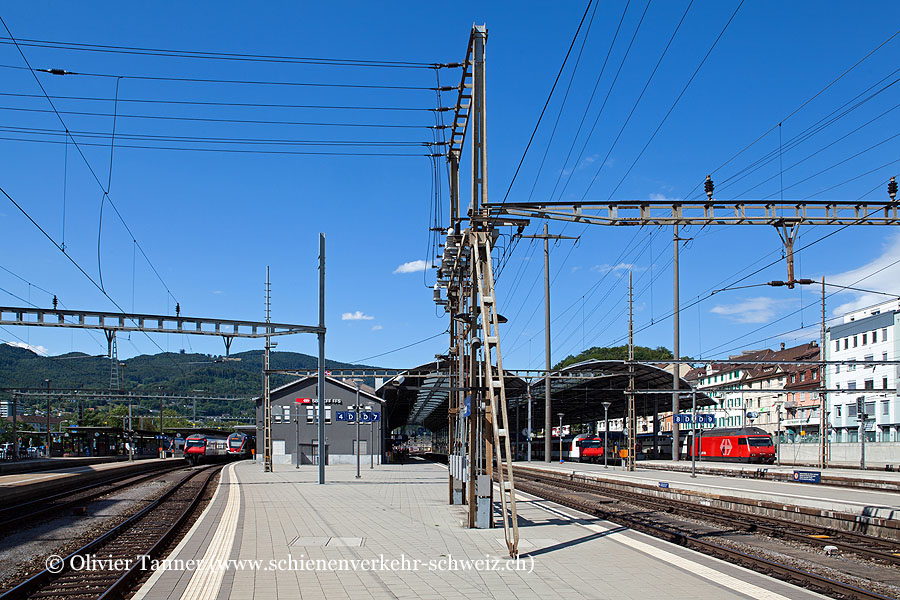"Bahnhof ""Olten"""