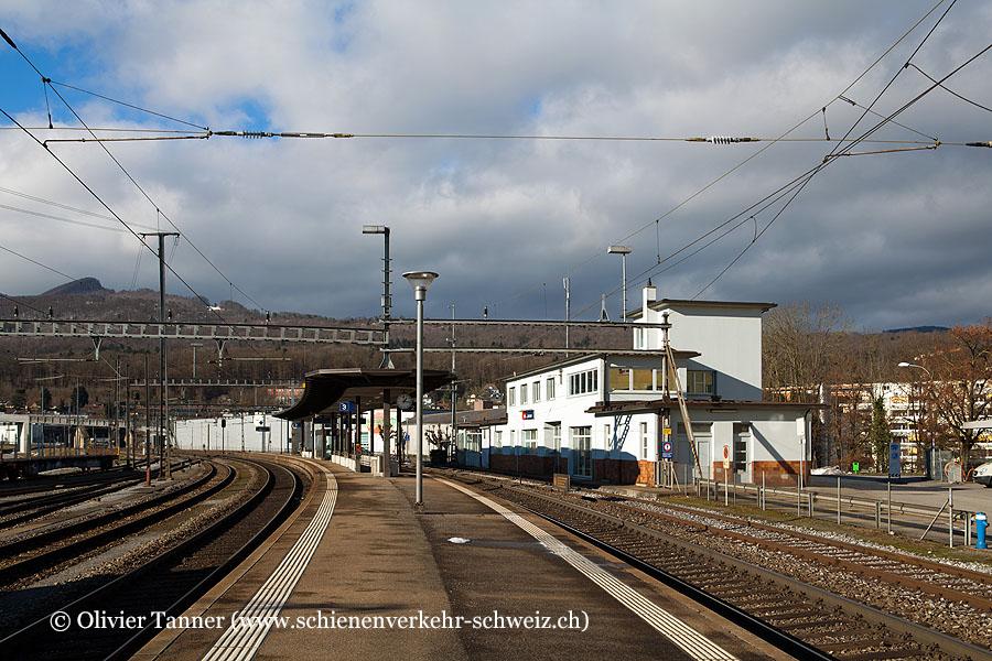 """Bahnhof """"Olten Hammer"""""""